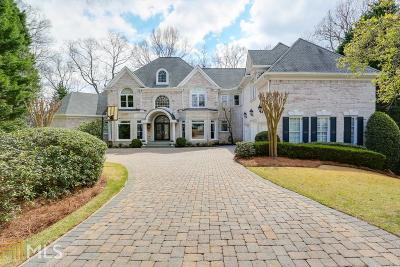 Johns Creek GA Single Family Home For Sale: $1,499,000
