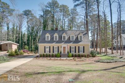 College Park Single Family Home New: 3348 Flowers
