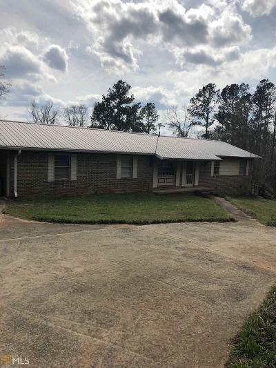 Butts County Single Family Home New: 191 Potts Trl