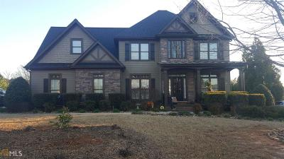 Loganville Single Family Home New: 1202 James Walter Dr