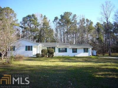 Elbert County, Franklin County, Hart County Single Family Home For Sale: 1288 Bobby Brown State Park Rd