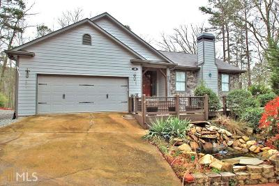 Lake Arrowhead Single Family Home Under Contract: 118 Delaney Pine Dr