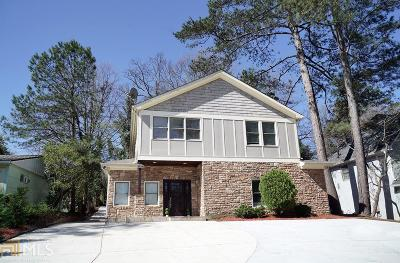 Buckhead Single Family Home For Sale: 1998 NW Northside Dr