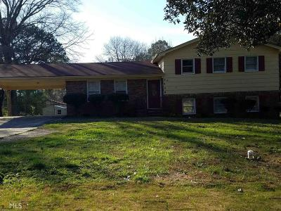 Riverdale Single Family Home New: 7439 Taylor Rd