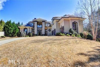 Gainesville Single Family Home For Sale: 4122 Greyfield Bluff Dr