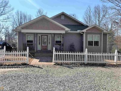 Dahlonega Single Family Home For Sale: 249 Hidden Cv