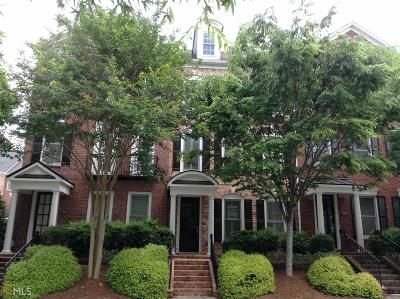 Roswell Condo/Townhouse New: 4305 Kendall Way