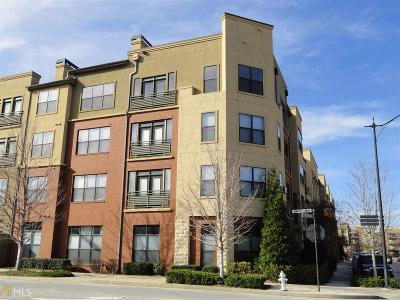 Art Foundry, Art Foundry At Atlantic Station, Art Foundry Atlantic Commons Condo/Townhouse For Sale: 401 16th St #1183