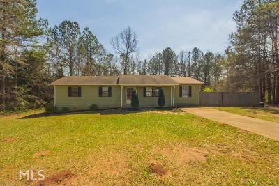 Buckhead, Eatonton, Milledgeville Single Family Home New: 117 Old Godfrey Hwy