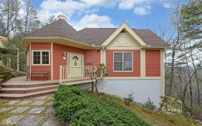 Clarkesville Single Family Home For Sale: 338 Mountain View Ln