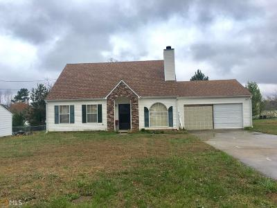 Ellenwood Single Family Home New: 2684 Holly Berry Dr