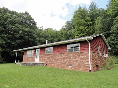 Hiawassee Single Family Home For Sale: 57 Highway 180
