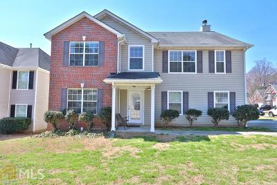 Loganville Single Family Home New: 1954 Ivy Branch Ln