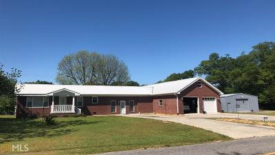 Elbert County, Franklin County, Hart County Single Family Home New: 3406 Pulliam Mill Rd