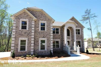 Ellenwood Single Family Home Under Contract: 4376 Tumbling Ln #94