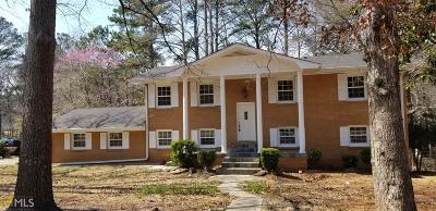 Riverdale Single Family Home New: 7335 Grayson Dr