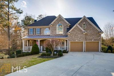 Acworth Single Family Home New: 1923 Addington Ct