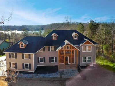 Dawsonville Single Family Home For Sale: 287 Moss Overlook Rd