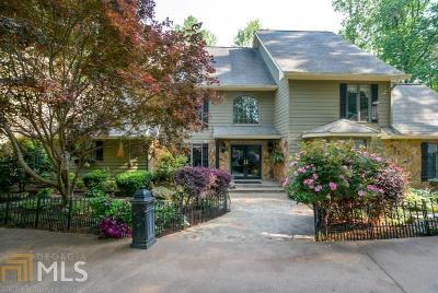 Cumming Single Family Home New: 3775 Adams Rd