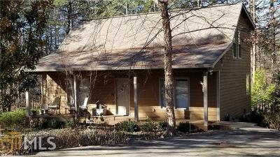 Dahlonega Single Family Home For Sale: 107 Swiftwaters Rd