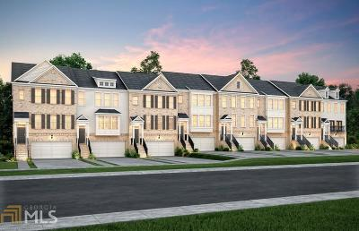 Decatur Condo/Townhouse New: 1018 Grant Park Rd