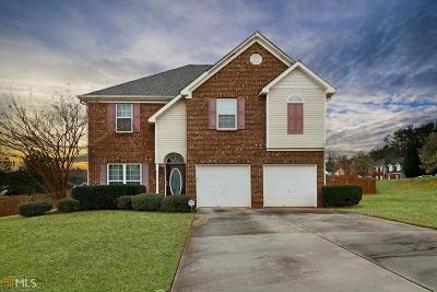 Fairburn Single Family Home New: 7215 Silverleaf Cir