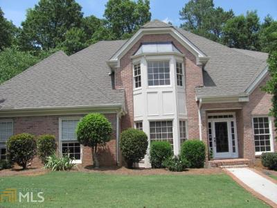 Alpharetta Single Family Home New: 3630 Glen Xing