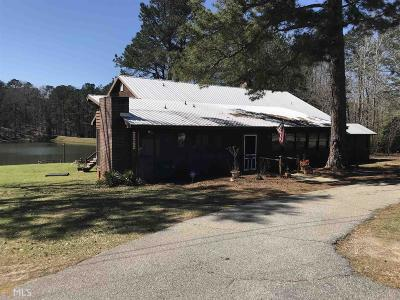 Pine Mountain Single Family Home For Sale: 448 Cherokee Resort Rd