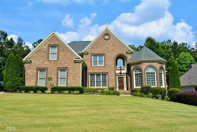 Acworth Single Family Home New: 2466 Huntington Park Dr
