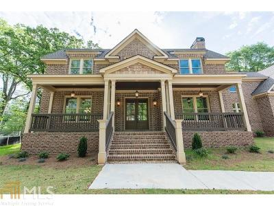 Dekalb County Single Family Home For Sale: 494 Quillian Ave
