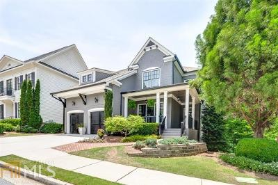 Fulton County Single Family Home Back On Market: 5015 Mill Creek Ave
