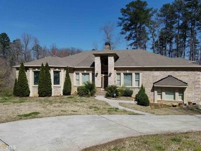 Ellenwood Single Family Home New: 2610 River Rd