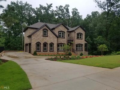 Mcdonough Single Family Home New: 230 Eagles Landing Way