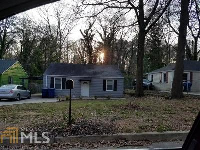 Fulton County Single Family Home For Sale: 1338 Graymont Dr