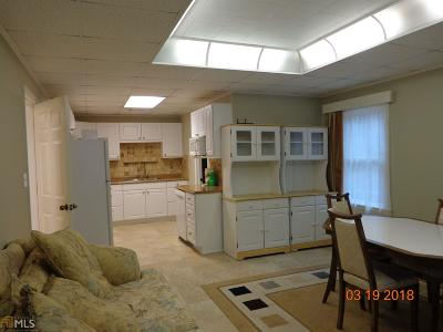 Roswell Rental For Rent: 11225 West Rd #Basement