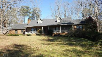 Rockdale County Single Family Home New: 1646 Smyrna Rd