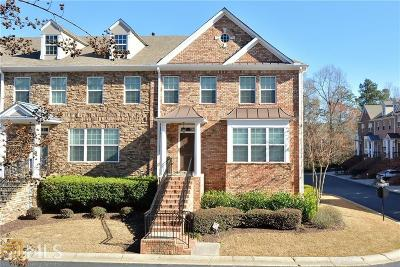 Johns Creek Condo/Townhouse New: 10885 Brunson Dr