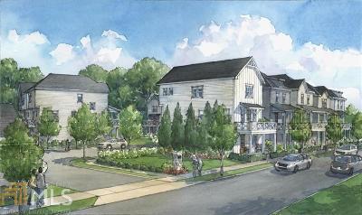 Atlanta Single Family Home New: 208 1st Ave