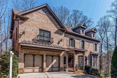 Atlanta Single Family Home New: 2663 Brickell Sq