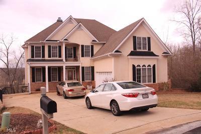 Douglasville Single Family Home Under Contract: 4382 Warmstone Path