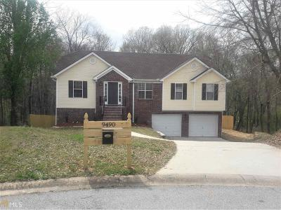 Clayton County Single Family Home For Sale: 9490 Whaleys Lake Ln #55