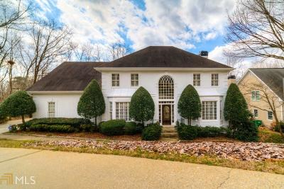 Johns Creek Single Family Home New: 5495 Hampstead Way