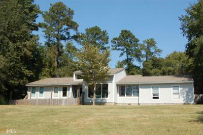 Milledgeville Single Family Home New: 126 NE Lakeshore Cir