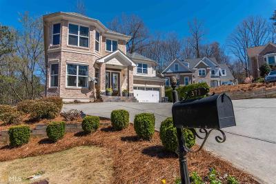 Lawrenceville Single Family Home New: 372 Olde Eastleigh Ct