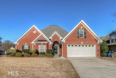 Loganville Single Family Home New: 2926 Gold October Dr