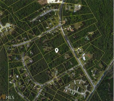 Loganville Residential Lots & Land For Sale: Etchison Rd