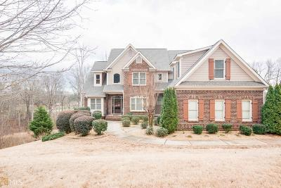 Flowery Branch  Single Family Home New: 4305 Rising Ct