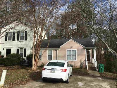 Lithonia Single Family Home New: 6470 Bedford Ln
