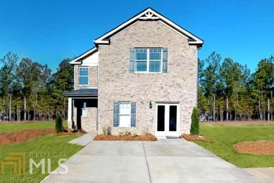 Clayton County Single Family Home For Sale: 11852 Lovejoy Crossing Blvd