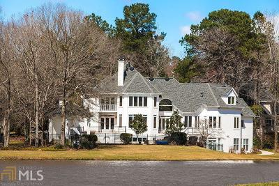 Peachtree City Single Family Home For Sale: 1017 Pleasance Grv